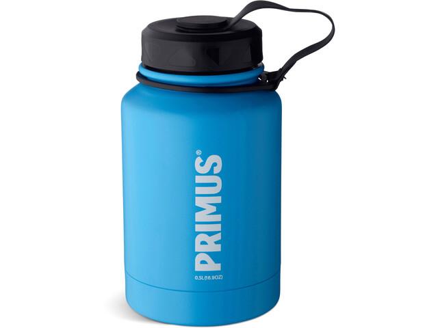 Primus TrailBottle Vacuum Water Bottle Stainless Steel 500ml blue